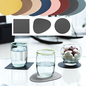 Glasuntersetzer tableMAT, 4er-Set