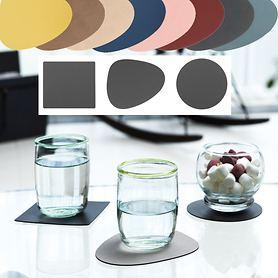 Glasuntersetzer tableMAT, 4er-Set
