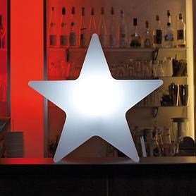 Leuchtstern Star, klein