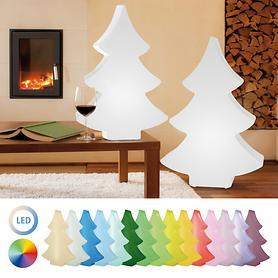 LED-Tree mit Farbwechsel
