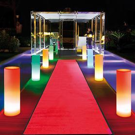 >Teppich Red Carpet 8,30m