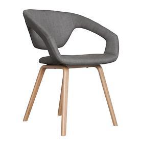 2er-Set Stühle Flexback