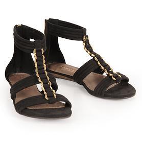 Riemchen-Sandale Attica Gr. 41