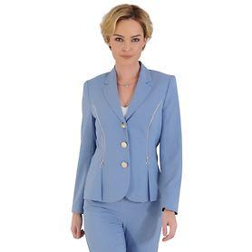 Blazer 'Xenia' blau Gr. 40