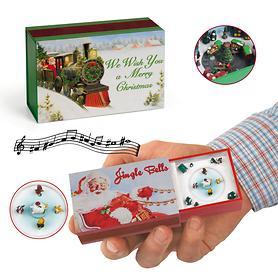 Streichholzschachtel-Miniatur Spieluhren