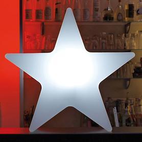 Leuchtstern Star groß