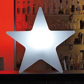 Leuchtstern Star, mittel