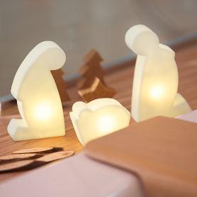 LED-Dekoleuchten Heilige Familie