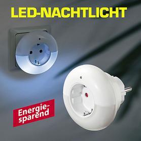 LED-Nachtlicht D 7,5 cm