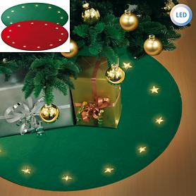 LED-Christbaumdecke 12 Stars D 100 cm