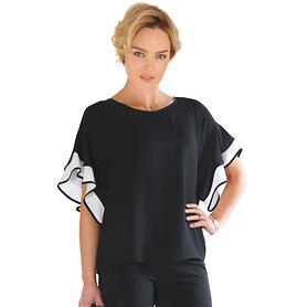 Shirt Dana schwarz Gr. 38