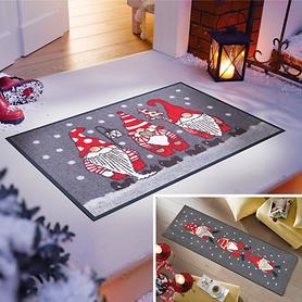 Fußmatte & Läufer Weihnachtszwerge