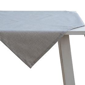 Tischdecke Finca grau D 170