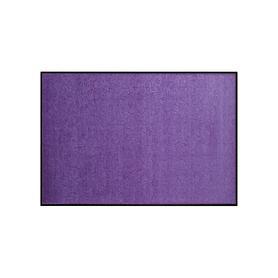 Fußmatte waschbar, pflaume, 40 x 60 cm