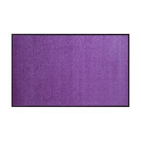 Teppichläufer waschbar, pflaume, 75 x 120 cm