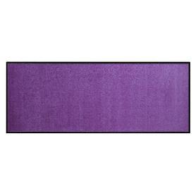 Teppichläufer waschbar, pflaume, 75 x 190 cm