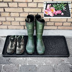 Abtropfmatte Shoe