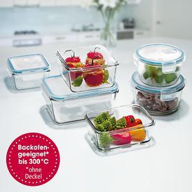 Glasbehälter Cucina