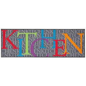 Waschbarer Teppichläufer Kitchen News