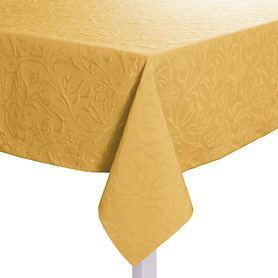 Tischdecke Cordoba gold 170x130