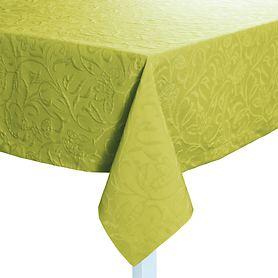 Tischdecke Cordoba limone 250x150
