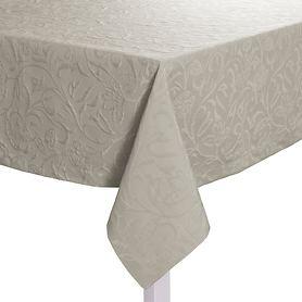 Tischdecke Cordoba platin 250x150
