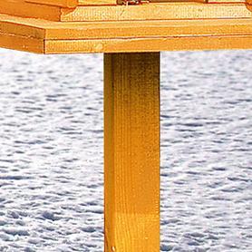 Ständer für Vogelvilla (H 100cm)