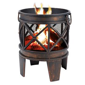 Feuerstelle Antik