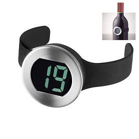 Weinflaschen- Thermometer