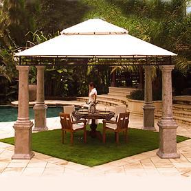Luxuriöser Großpavillon Gazebo