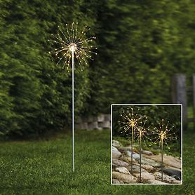 LED-Bodenstecker Firework