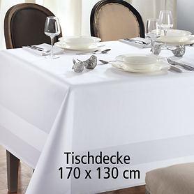 Tischdecke Atlas 170x130