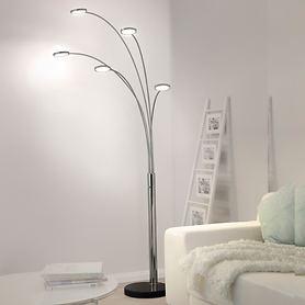 LED-Standleuchte Nola