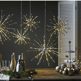 LED-Leuchtobjekt  Firework