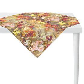 Tischdecke Herbstzeit 100x100