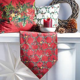Textil-Kollektion Weihnachtskranz