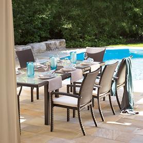Gartenmöbel-Kollektion Bellini & Resysta Siam