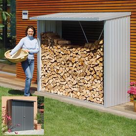 Holzspeicher Woodstock