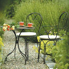 Bezaubernde Gartenmöbel