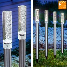 Solar-Leuchtstäbe Twin oder Quad