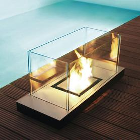 Design-Kamin Uni Flame