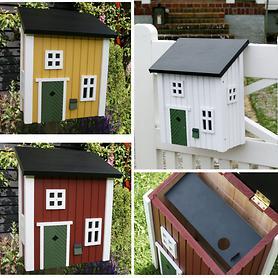 Briefkasten Malmö