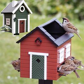 Vogelhaus Schwedenkate
