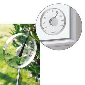 Fenster- und Gartenthermometer Grado
