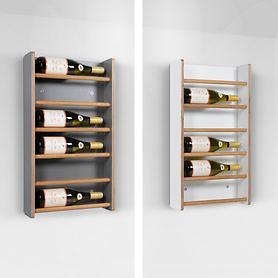 Wand-Weinregal Wine6