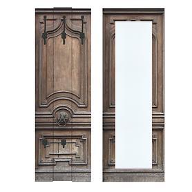 Garderobenmöbel Door