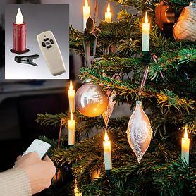 LED-Weihnachtsbaumbeleuchtung