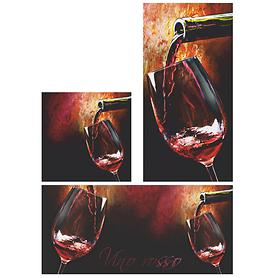Brilliante Digitalprints auf Glas