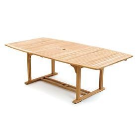 Auszieh-Tisch Rivula 100x150-200 cm