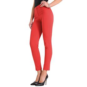 Techno-Stretch-Hose Ines rot Gr. 40